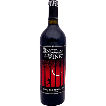 Once Upon A Vine The Big Bad Red Blend 2014