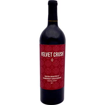 Velvet Crush Crush Master's Cabernet Sauvignon 2011