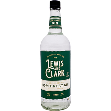 Lewis and Clark Clark's Lookout Northwest Gin