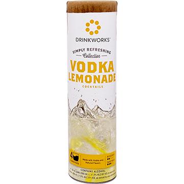 Drinkworks Simply Refreshing Collection Vodka Lemonade Cocktail