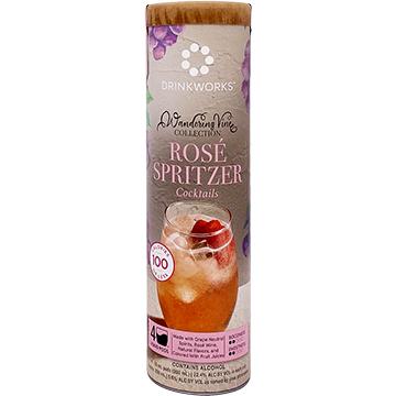 Drinkworks Wandering Vine Collection Rose Spritzer