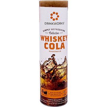 Drinkworks Simply Refreshing Collection Whiskey Cola Cocktail