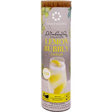 Drinkworks Wandering Vine Collection Lemon Bubbly