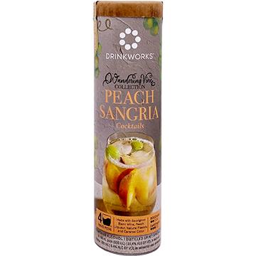 Drinkworks Wandering Vine Collection Peach Sangria