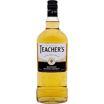 Teacher's Highland Cream Blended Scotch Whiskey