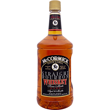 McCormick Gold Label Straight Bourbon Whiskey