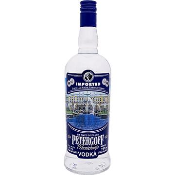Petergoff Vodka
