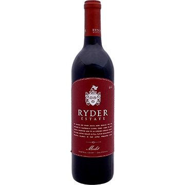 Ryder Estate Merlot 2016