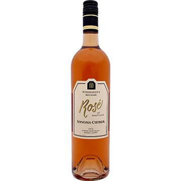 Sonoma-Cutrer Winemaker's Release Rose of Pinot Noir 2016