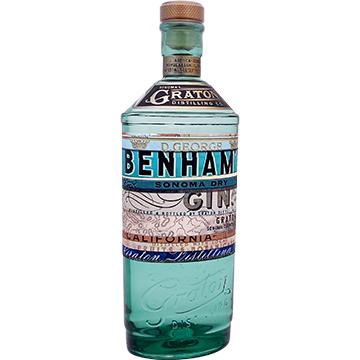 D. George Benham's Sonoma Dry Gin