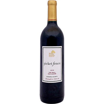 Picket Fence Top Rail Red Blend 2013