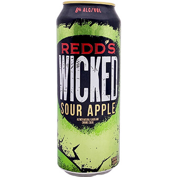 REDD's Wicked Sour Apple