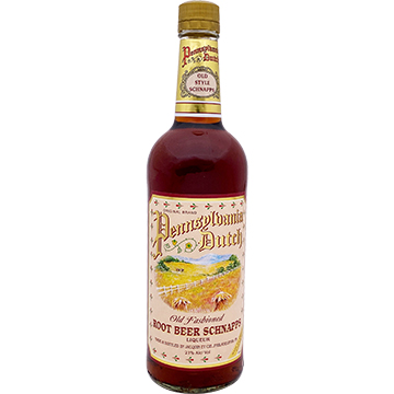 Pennsylvania Dutch Root Beer Schnapps Liqueur