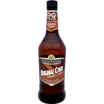 Hiram Walker Original Cinnamon Schnapps Liqueur