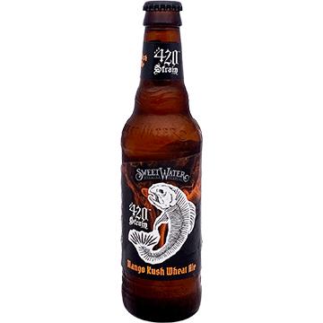 SweetWater 420 Strain Mango Kush Wheat Ale