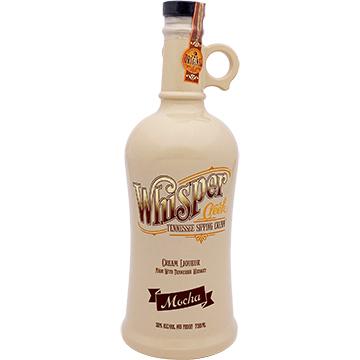Whisper Creek Mocha Tennessee Sipping Cream Liqueur