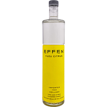 Effen Yuzu Citrus Vodka