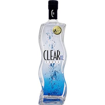 Clear 10 Vodka