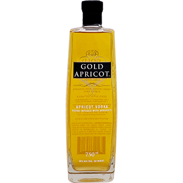 Black Infusions Gold Apricot Vodka