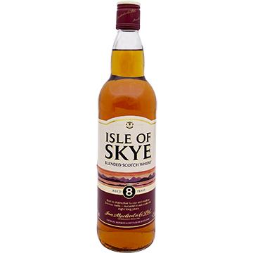 Isle of Skye 8 Year Old Blended Scotch Whiskey
