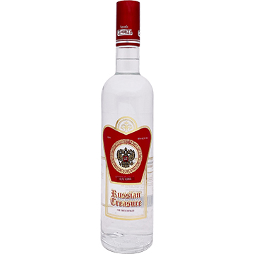 Russian Treasure Vodka