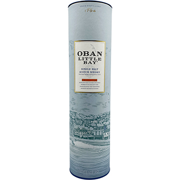 Oban Little Bay Small Cask Single Malt Scotch Whiskey