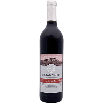 Crown Valley Winery Crown Country Red