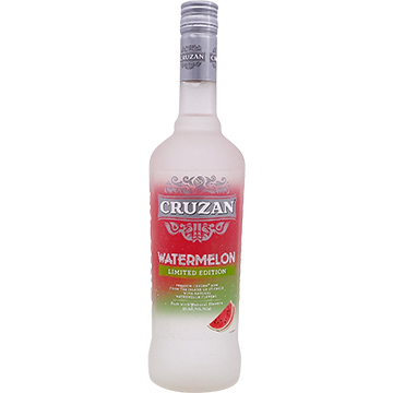 Cruzan Watermelon Limited Edition Rum