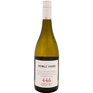 Noble Vines 446 Chardonnay 2017