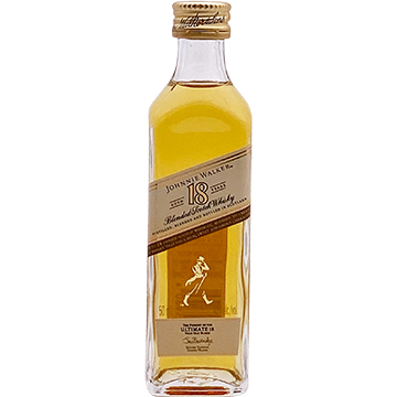 Johnnie Walker Aged 18 Year Old Blended Scotch Whiskey