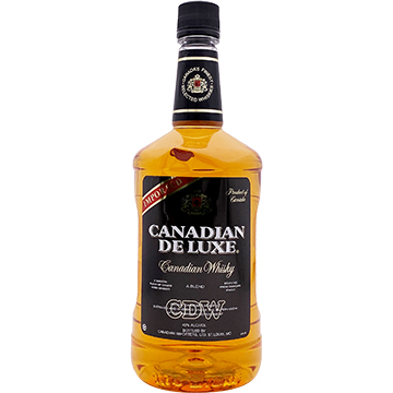 Canadian De Luxe Whiskey