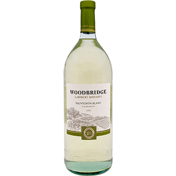 Woodbridge By Robert Mondavi Sauvignon Blanc 2018