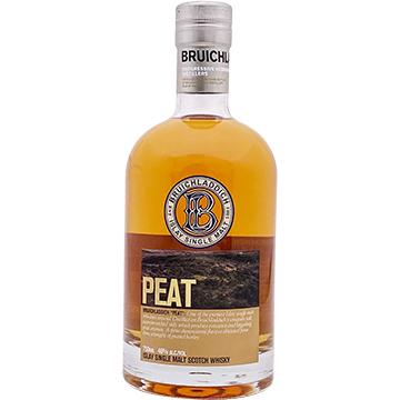 Bruichladdich Peat Islay Single Malt Scotch Whiskey