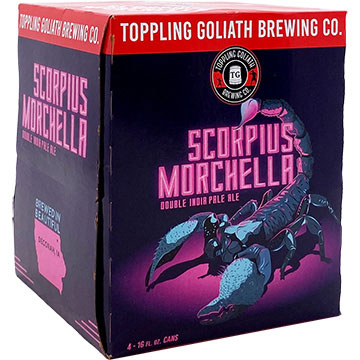 Toppling Goliath Scorpius Morchella