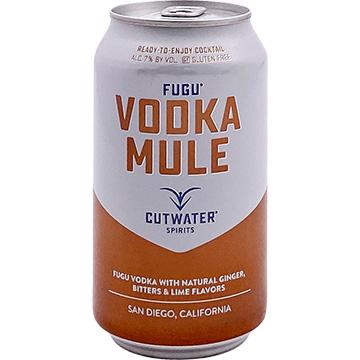 Cutwater Fugu Vodka Mule