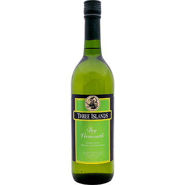 Three Islands Dry Vermouth