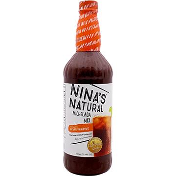 Nina's Natural Michelada Mix