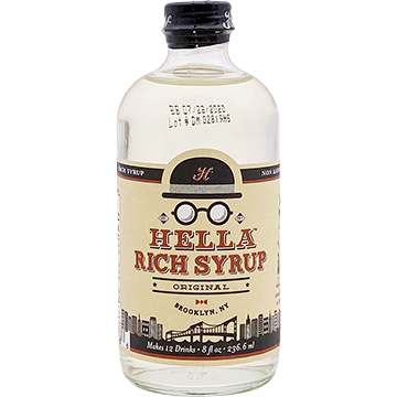 Hella Original Rich Syrup