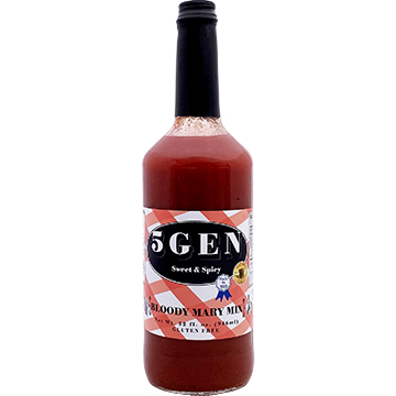 5Gen Bloody Mary Mix