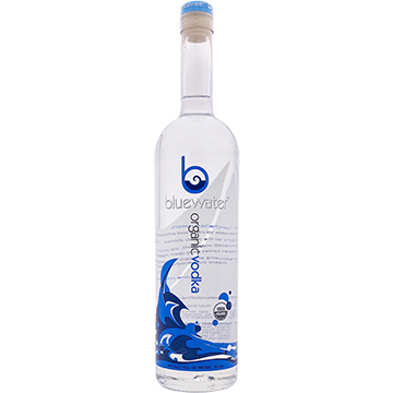 Bluewater Organic Vodka