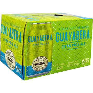 Cigar City Brewing Guayabera Citra Pale Ale