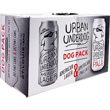 Urban Chestnut Urban Underdog Dog Pack