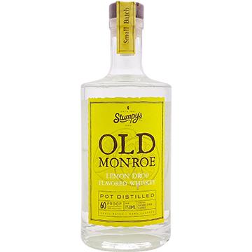 Stumpy's Old Monroe Lemon Drop Whiskey