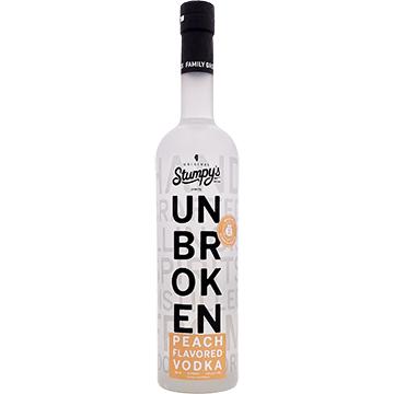 Stumpy's Unbroken Peach Vodka