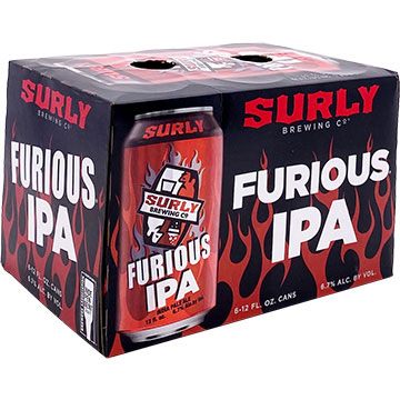 Surly Brewing Furious IPA