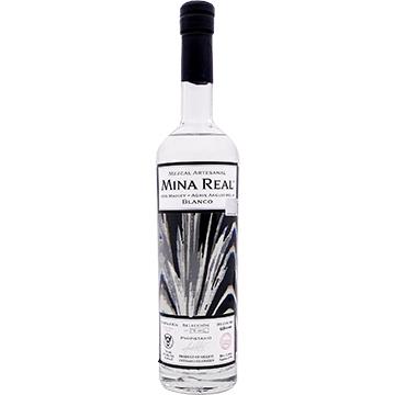 Mina Real Mezcal Blanco Tequila