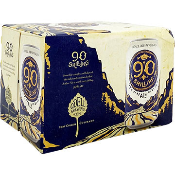 Odell 90 Shilling Ale