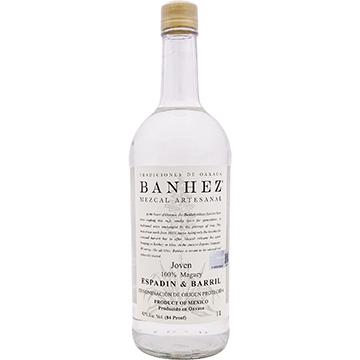 Banhez Espadin & Barril Mezcal Tequila