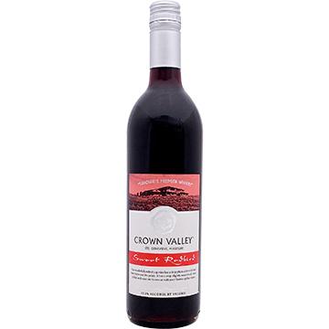 Crown Valley Winery Sweet Redbird