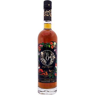 Big O Ginger Liqueur